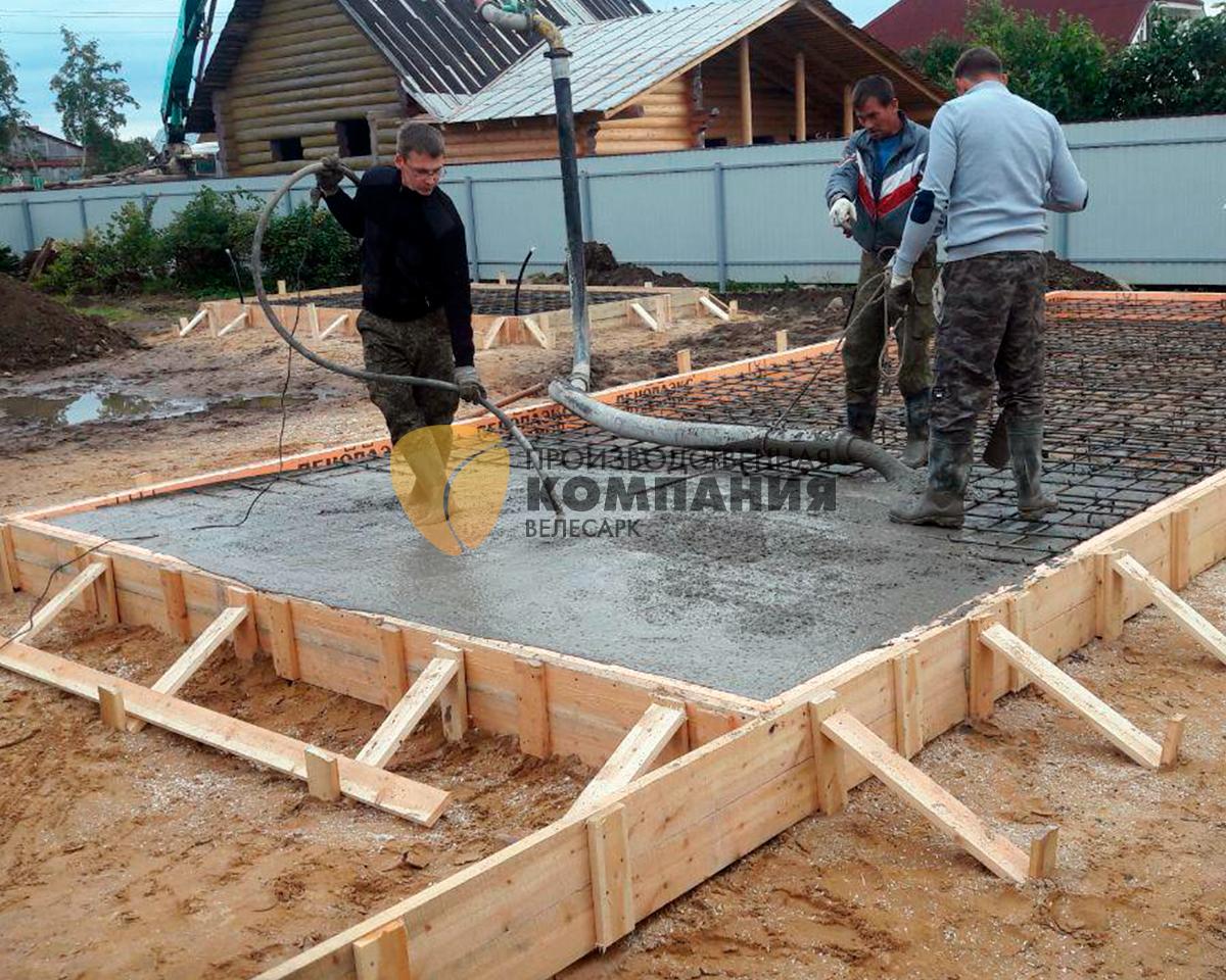 Купить бетон усть луга пропорции керамзитобетона для стяжки из цпс