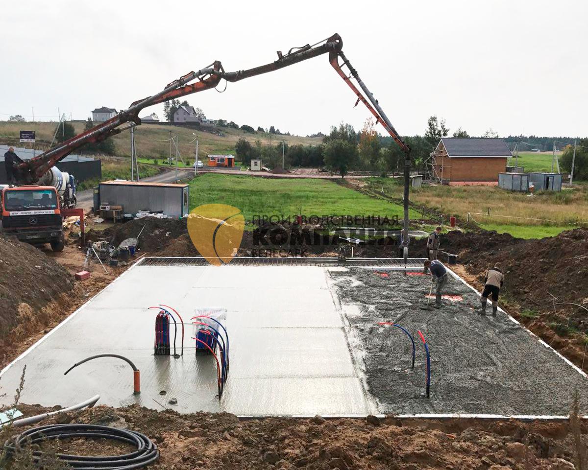 Купить бетон усть луга цемент в мелкой расфасовке купить в москве